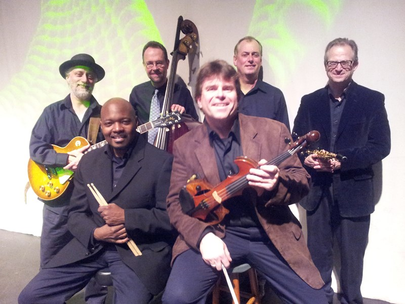 Edgar Gabriel's Stringfusion ® - Jazz Band - Arlington Heights, IL