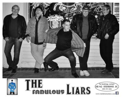 The Fabulous Liars | Folsom, CA | Rock Band | Photo #3