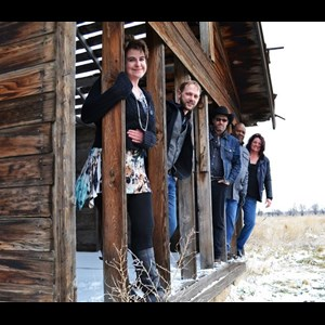 Colorado Springs Americana Band | Slopeside