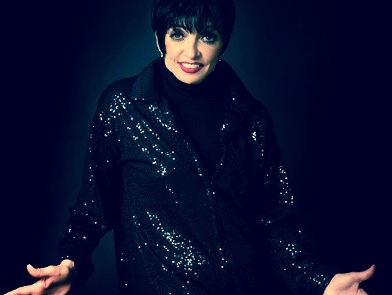 "Goulet as ""LIZA"" - Liza Minnelli Tribute Act - Las Vegas, NV"