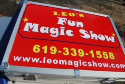 Leo's Fun Magic Show | Chula Vista, CA | Magician | Photo #9