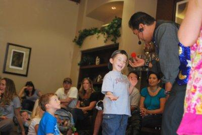 Leo's Fun Magic Show | Chula Vista, CA | Magician | Photo #7