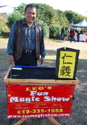 Leo's Fun Magic Show | Chula Vista, CA | Magician | Photo #5