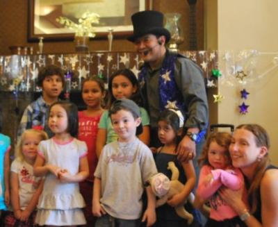 Leo's Fun Magic Show | Chula Vista, CA | Magician | Photo #2