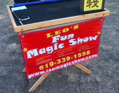 Leo's Fun Magic Show | Chula Vista, CA | Magician | Photo #11