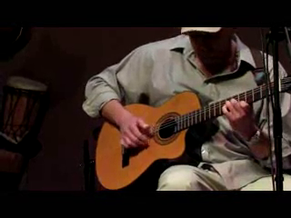 Paul Gregory Whitt-solo guitar | Columbus, OH | Flamenco Acoustic Guitar | Paul Whitt Coffee House Aprill 1 2011 - part 7
