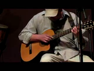 Paul Gregory Whitt-solo guitar | Columbus, OH | Flamenco Acoustic Guitar | Paul Whitt Coffee House April 1 2011 - part 8