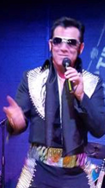 Elvis Tribute Artist-Donald Elvis - Elvis Impersonator - Gilroy, CA