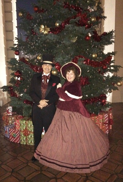 The Old Fashioned Carolers - Christmas Caroler - Pasadena, CA