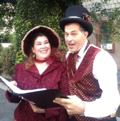 The Old Fashioned Carolers | Pasadena, CA | Christmas Carolers | Photo #1