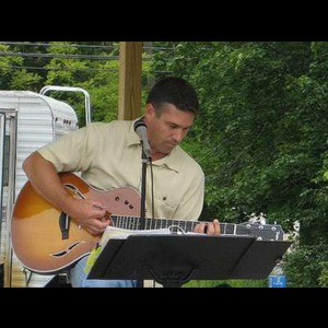 Brian Benedict, The Singing Fireman - One Man Band - Richmond, IN