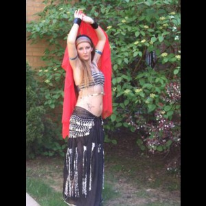 Naperville Belly Dancer | Alexia Unveiled