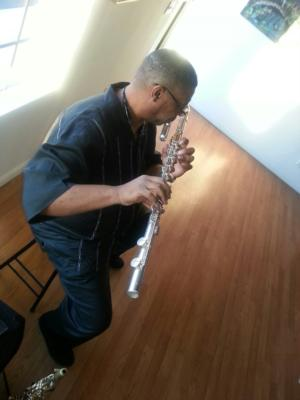 Wynell Montgomery Jazz Ensemble | Lancaster, CA | Saxophone | Photo #20