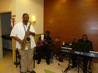 Wynell Montgomery Jazz Ensemble | Lancaster, CA | Saxophone | Photo #14