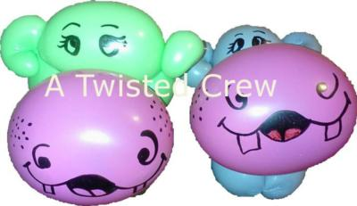 A Twisted Crew | Fort Worth, TX | Balloon Twister | Photo #3