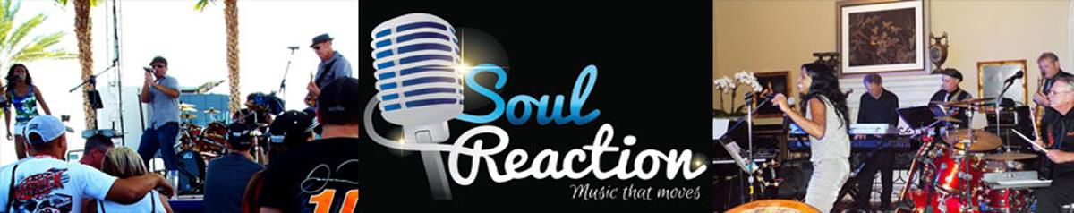 Soul Reaction Party Band