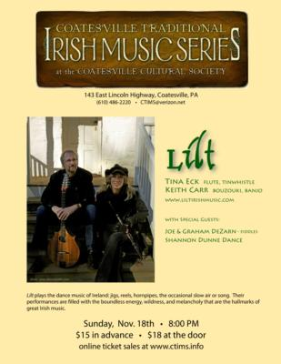 Lilt - Irish traditional music  | Washington, DC | Irish Duo | Photo #14