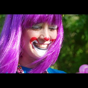 La Ward Face Painter | Shelly the Clown