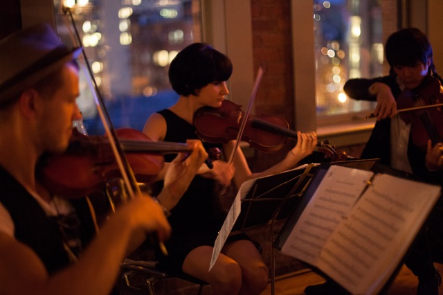 The Parlor Quartet - String Quartet - New York City, NY