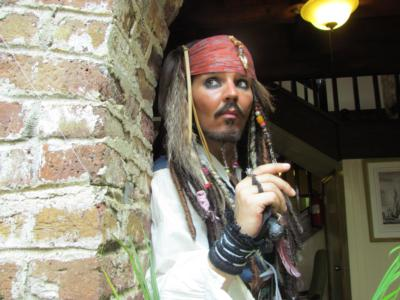 DeppDouble | Long Beach, CA | Johnny Depp Impersonator | Photo #4