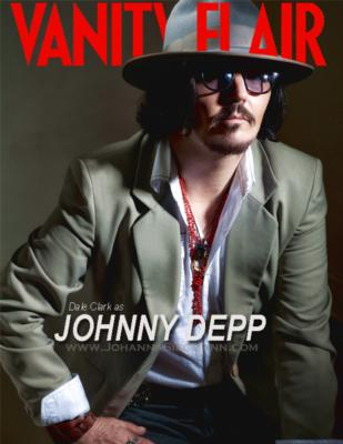DeppDouble | Long Beach, CA | Johnny Depp Impersonator | Photo #19