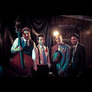 Thompson Wedding Band | The Speakeasies