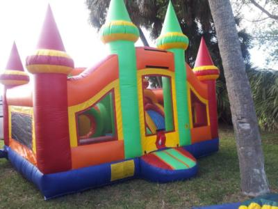 Magnificent party planners  | Fort Lauderdale, FL | Bounce House | Photo #5