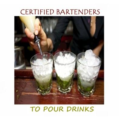 Serve & Pour | Professional Bartending Service | Atlanta, GA | Bartender | Photo #2