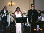 "Renee Reynolds & The ""R"" Factor Dance Band 