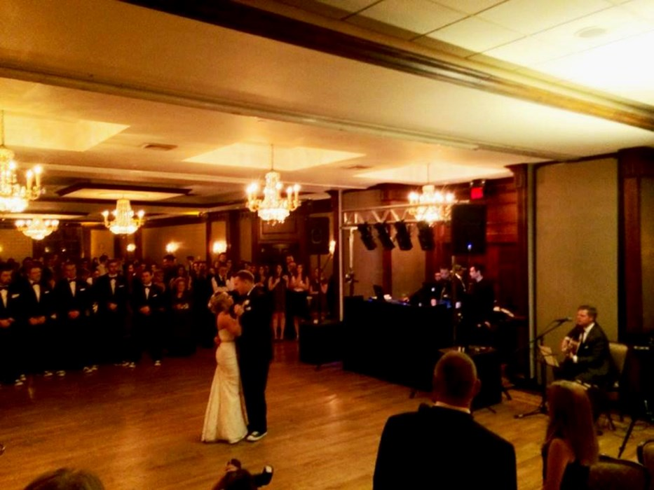 First Dance @ The Woodlands
