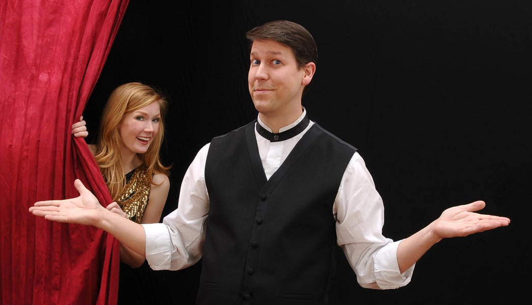 Motivational Comedian Magician... Mark Robinson - Motivational Speaker - Seattle, WA