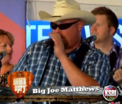 Big Joe Matthews | Dover, OK | Country Band | Photo #1