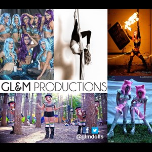 Clare Costumed Character | GL&M Productions