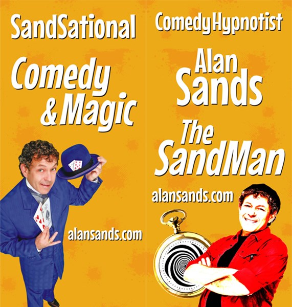 CO Comedy Hypnosis & Magic The SandMan - Hypnotist - Denver, CO