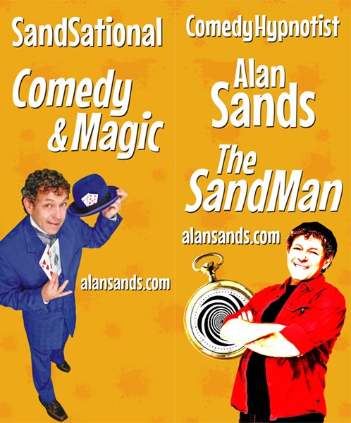 MN Comedy Hypnosis & Magic The SandMan - Hypnotist - Saint Paul, MN