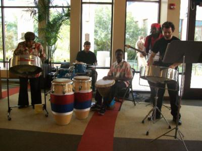 Steel Rhythm Connection | San Diego, CA | Steel Drum Band | Photo #8