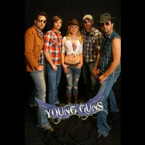 North Pole Country Band | The Young Guns / Country Band Karaoke