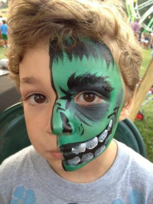 Face Candy Face and Body Art | Meriden, CT | Face Painting | Photo #7