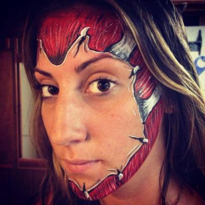 Face Candy Face and Body Art | Meriden, CT | Face Painting | Photo #25