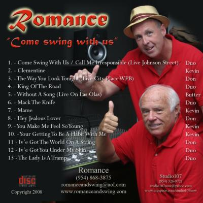 Romance Big Band Duo/trio | The Villages, FL | Dance Band | Photo #6