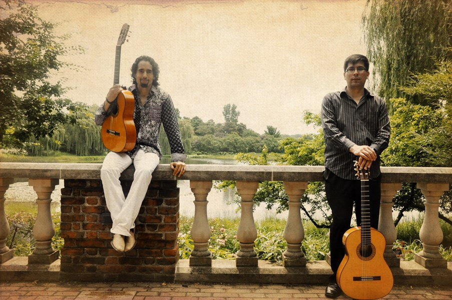 Flamenco/Spanish Guitar Duo, Trio - Acoustic Duo - Chicago, IL