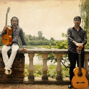 Brown Acoustic Duo | Flamenco/Spanish Guitar Duo, Trio