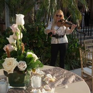 Miami Beach, FL Classical Violinist |  MUSIK FOR YOU CLASSICAL AND ELECTRIC VIOLINIST