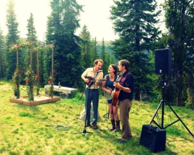 Chimney Choir | Denver, CO | Acoustic Band | Photo #2