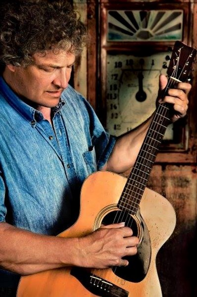 Billy Bensing - Singer Guitarist - Grass Valley, CA