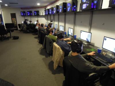 Gamers HQ: Video Gaming Center | Third Lake, IL | Video Game Party | Photo #4