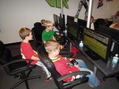 Gamers HQ: Video Gaming Center | Third Lake, IL | Video Game Party | Photo #2