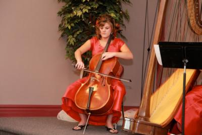The Soenen Sisters - Harp, Flute, and Cello | Hamilton, ON | Classical Trio | Photo #8