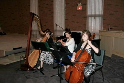 The Soenen Sisters - Harp, Flute, and Cello | Hamilton, ON | Classical Trio | Photo #11
