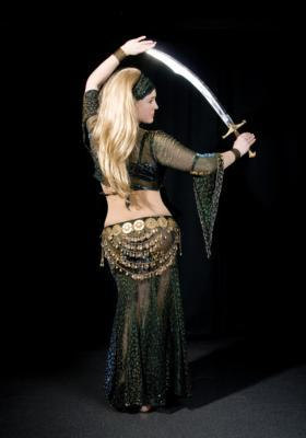 A World Cabaret: Raq The Casbah! | Toledo, OH | Belly Dancer | Photo #1
